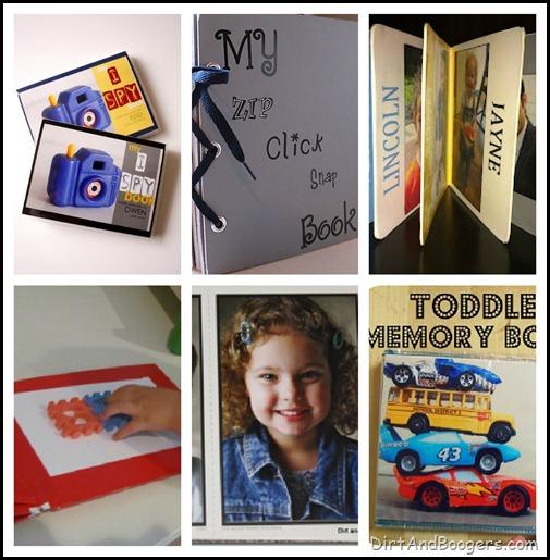 Books, DIY Toys, Handmade Toys