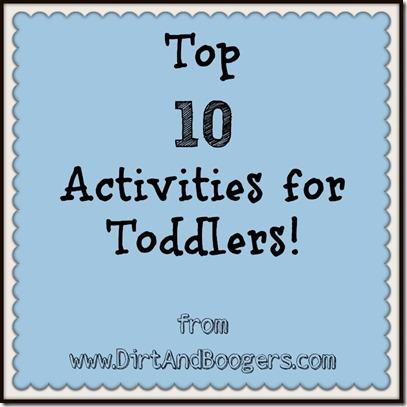 Toddler Activities, play,
