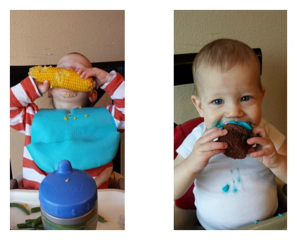Baby Led Weaning a look back on the adventure in feeding baby without purees