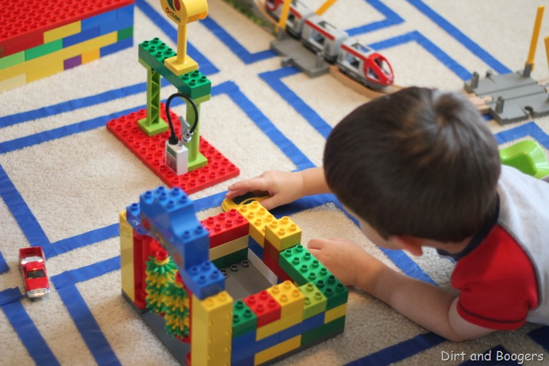 Build A City Perfect Indoor Activity To Keep Kids Engaged For Hours