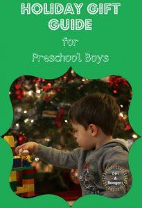 Top 10 Toys for Preschool Boys