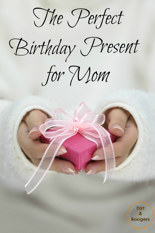 The Perfect Birthday Present For Momrevision