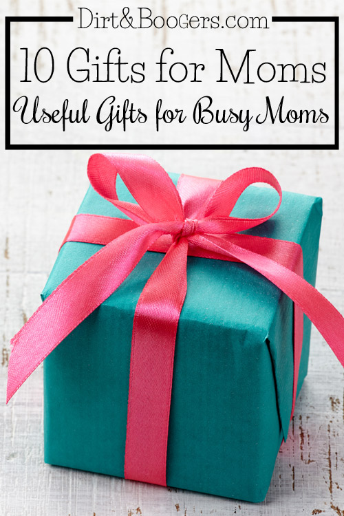 Gifts For Moms Who Are Too Busy To Make Their Own Wish List Here