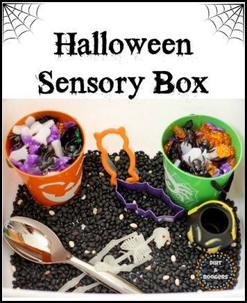Halloween Sensory Box